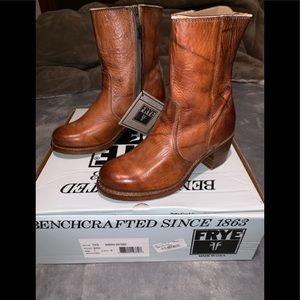 Frye Sabrina/brand new never worn or tried on